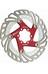 Reverse AirCon - Disque de frein - 6 trous rouge